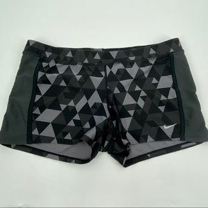 Nike Dri Fit running shorts sz Large